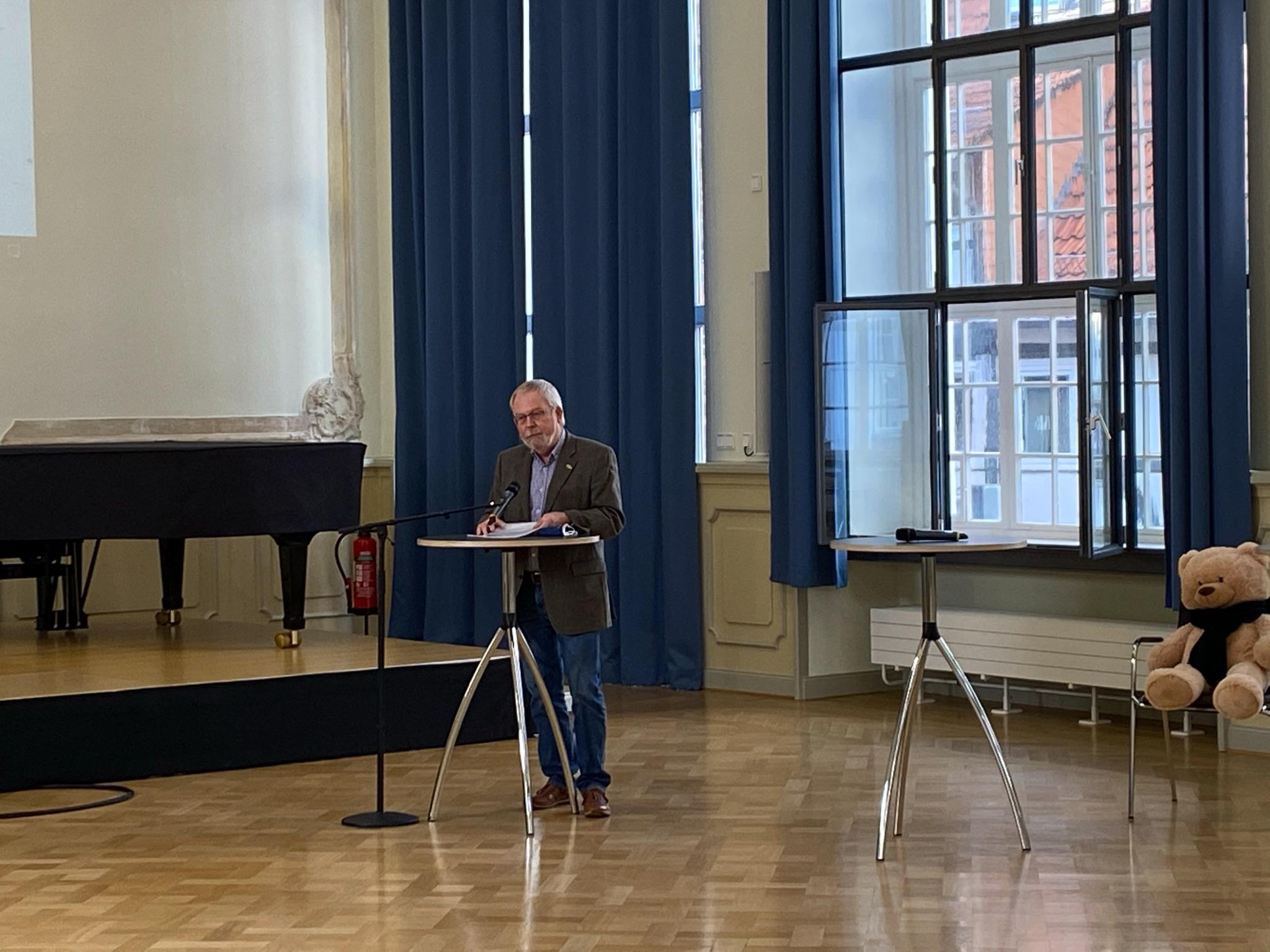 Bild von Vizepräsidentin Prof. Dr. Bührmann